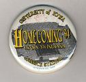 Homecoming badge, October 8, 1994