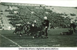 Iowa-Penn State homecoming football game, The University of Iowa, November 15, 1930