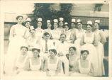 Nursing class of 1906, The University of Iowa, 1906