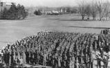 Military parade, 1918