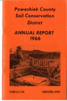 1966 Poweshiek County Soil and Water Conservation District Annual Report