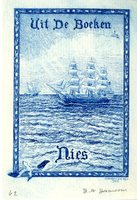 Nies Bookplate