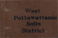 Activities of the West Pottawattamie Soil District Commissioners, entered in the Goodyear Tire Company Soil Conservation Contest.