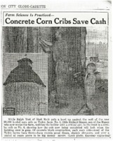 054. Concrete Corn Cribs Save Cash