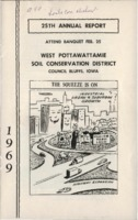 West Pottawattamie County Soil Conservation District Annual Report - 1969