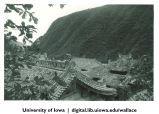 Houses on Xinglong Mountain near Lanchow, China, 1944