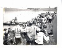 Fifth grade conservation field day, 1974