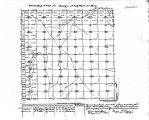Iowa land survey map of t081n, r034w