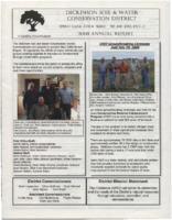 Dickinson County Soil Conservation District Annual Report - 2009.