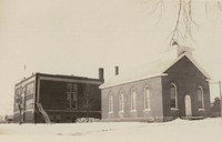 Garnavillo School - 1922 view 3