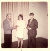Speech contest, 1971