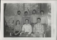 West Pottawattamie SWCD office staff, 1983.