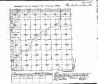 Iowa land survey map of t093n, r044w