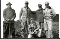 Men in a Field