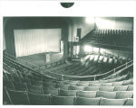 Auditorium in Macbride Hall, the University of Iowa, 1950s?