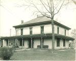 Whetstone House at 20 Byington Street, The University of Iowa, 1930s?