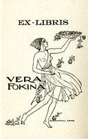 Vera Fokina Bookplate