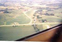 Bear Creek wetlands, 2001