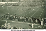 Iowa-Illinois homecoming football game at Iowa Field, The University of Iowa, October 17, 1925