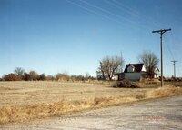 1995 - Windbreak Constructed by Bill Fortin