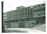 Pharmacy Building under construction, The University of Iowa, 1960s