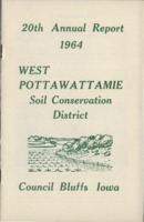 West Pottawattamie County Soil Conservation District Annual Report - 1964