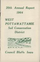 West Pottawattamie County Soil Conservation District Calendar & Annual Report - 1964