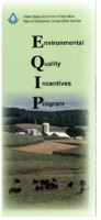 EQIP: Environmental Quality Incentives Program Brochure