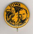 Homecoming badge, November 18, 1939