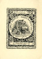 J.M. Thompson Bookplate