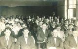 University High School students, The University of Iowa, 1930
