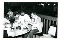Two Men at Table at Tara Hills County Club