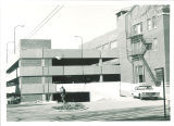 Iowa Memorial Union parking ramp, The University of Iowa, 1964