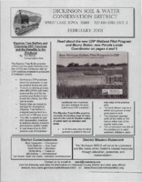 Soil & Water Conservation Update - 2001.