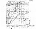 Iowa land survey map of t081n, r041w