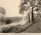 Des Moines River from Pennsylvania Avenue