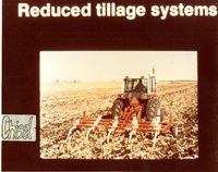 Chisel Reduced Tillage