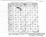 Iowa land survey map of t082n, r042w