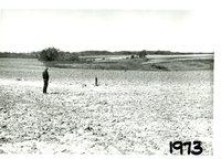 Field drainage, 1973
