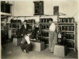 Testing electrical equipment, 1934