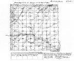 Iowa land survey map of t072n, r025w
