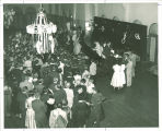 A dance in the Iowa Memorial Union, the University of Iowa, 1950s?