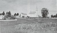 St. Paul Lutheran Church in Garnavillo, Iowa -1880-1908