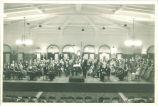 Orchestra concert in Iowa Memorial Union, The University of Iowa, November 1932