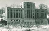 Hydraulics Laboratory, the University of Iowa, 1940s