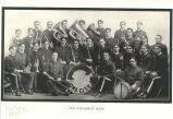 University band, The University of Iowa, 1905