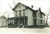 Ball Cottage at 429 N. Clinton Street, The University of Iowa, 1928