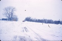 Heavy snow - 1965.