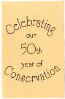 50th Year Of Conservation