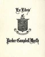 Parker Campbell Wyeth Bookplate